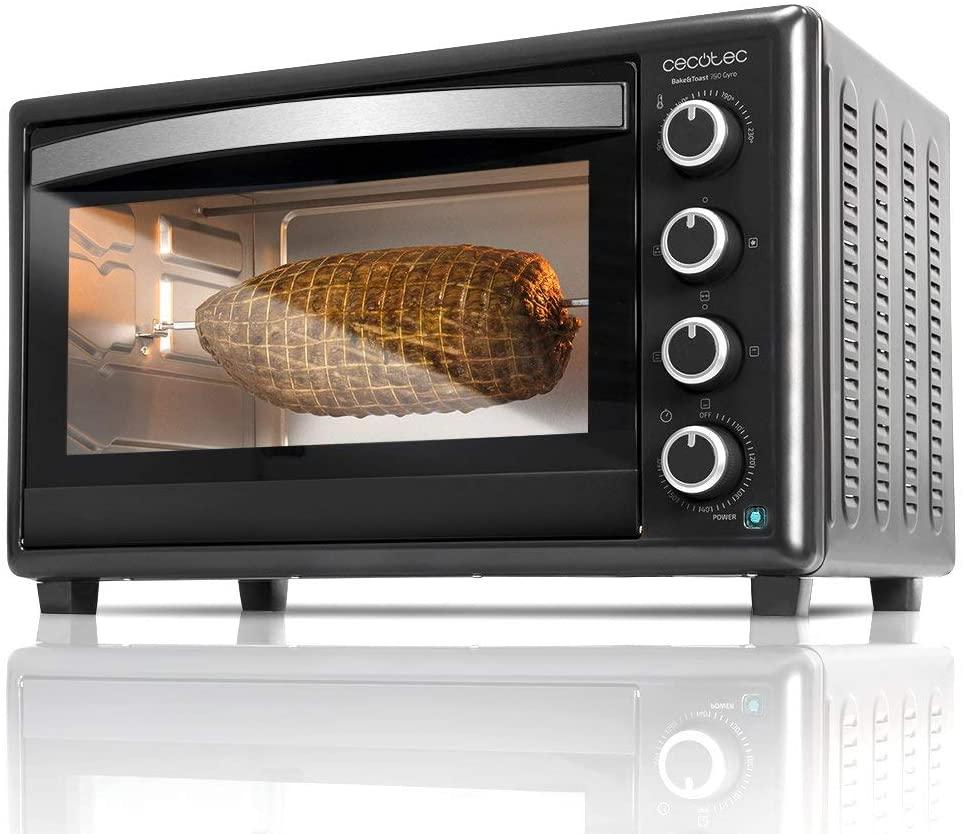 Hornos de sobremesa Cecotec Bake&Toast 750 Gyro