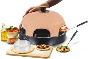 Horno para pizza Emerio PO-115984